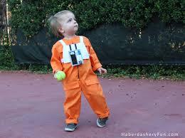 Luke Skywalker Halloween Costume Diy Toddler Luke Skywalker Flight Suit Haberdashery Fun