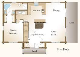 Bedroom Floor Plan Bedroom Log Cabin Floor Plans Com With 4 Interalle Com U2013 Ide