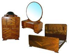 art deco bedroom suite circa 1930 for sale at 1stdibs art deco antique beds bedroom sets 1900 1950 ebay