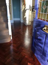 Laminate Flooring Chester Sanding U0026 Waxing Of Herringbone Parquet Floor Chester Wood