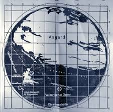 agartha map declassified kgb maps confirm the existence of subterranean