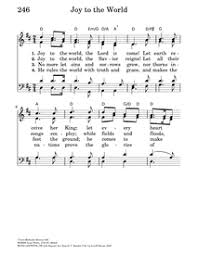 Jesus The Light Of The World Lyrics Joy To The World The Lord Is Come Hymnary Org