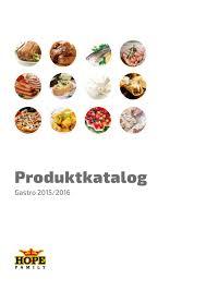 ho u0026pe family produktkatalog 2015 2016 deutsche version by hope