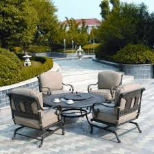 Granite Patio Tables Fire Pit Awesome Patio Table Set With Fire Pit Fire Tables