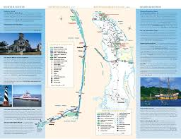 Outerbanks Map Welcome To North Carolina U0027s Outer Banks Outer Banks Cycling