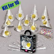 new year party kits unique new year s party kits