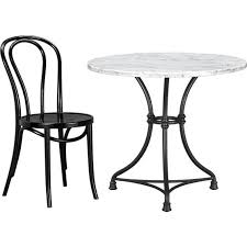 crate and barrel bistro table french kitchen round bistro table french kitchens crates and barrels