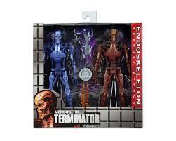 toys r us siege social toys r us exclusive robocop vs terminator endoskeleton 2 pack