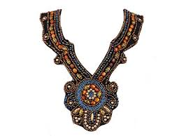 bib necklace beaded images Alilang tribal ethnic colorful beaded bib statement jpg
