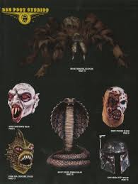 2012 Don Post Studios Catalog Blood Curdling Blog Of Monster Masks by 1995 Don Post Studios Catalog Blood Curdling Blog Of Monster Masks