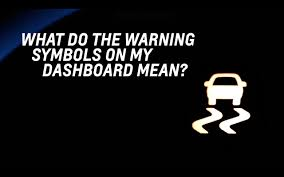 Lights On Dashboard Meaning What Do The Warning Symbols On My Dashboard Mean Chevrolet