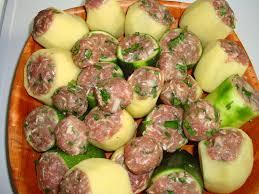cuisine algeroise dolma algérienne légume farcis en sauce la cuisine de zaïna