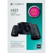 2 1 pc speaker corded logitech z623 200 w from conrad com