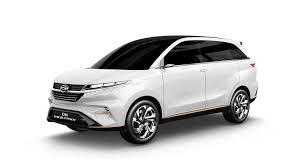 bmw minivan concept daihatsu sedan concept unveiled with doors