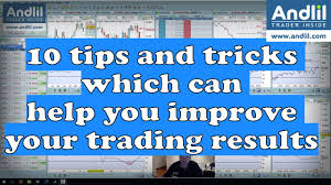 10 tips and tricks which can help you quickly improve your trading