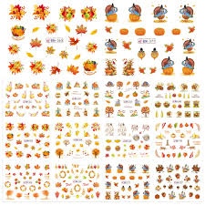 online buy wholesale thanksgiving nail art from china thanksgiving