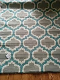 rugs great rug runners dining room rugs in grey and teal rug