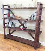 Woodworking Bookcase Plans Free by Free Bookcase Plan Pdf Woodworking Plans And Information At