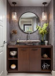 private residence transitional powder room miami by