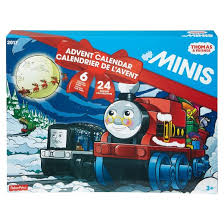 fisher price thomas u0026 friends minis 2017 advent calendar target
