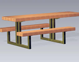 Design For Wooden Picnic Table by Table Beautiful Wooden Picnic Table 82 For Home Decorating Ideas