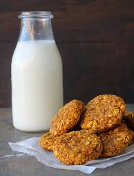 oats u0026 pumpkin breakfast cookies