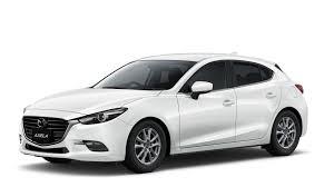 mazda united states 2017 mazda3 starts rolling into u s dealerships autoevolution