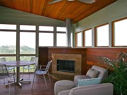 gallery of sunroom fireplace ideas catchy homes interior design