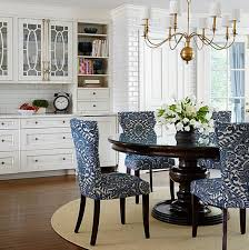 pier 1 dining chairs via traditional home beautiful fabric on dining chairs make the