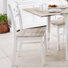 statement furniture florence white country style chair