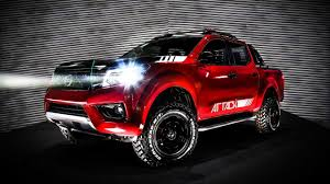 nissan truck frontier nissan frontier attack concept shows extra off road prowess