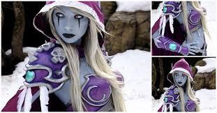 Warcraft Halloween Costume Warcraft Sylvanas Cosplay Awesome Stuff 365