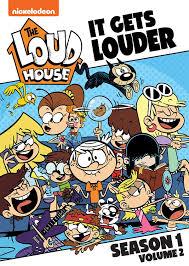 Seeking Season 1 Dvd Release Nickalive Nickelodeon To Release The Loud House Season 1