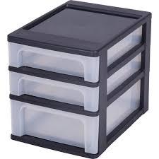 tour de bureau tours de rangement trois tiroirs tour de rangement noir colonne de