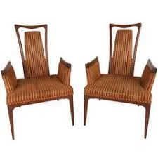 High Back Accent Chair Steve Chase Style High Back Accent Chair Circa 1970 At 1stdibs