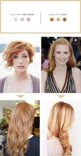 golden apricot hair color markcolorist was inspired by the changing seasons when he gave his