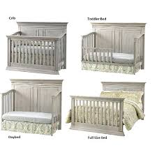 Convertible Crib Plans Baby Crib Convertible Carum