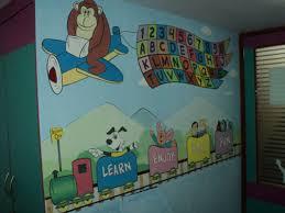 theme wall school kids classroom wall murals dadar