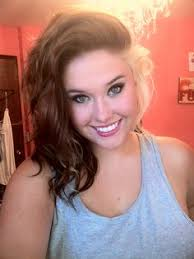 beautiful women hairstyle with sideburns chestnut brown with platinum sideburns blonde peekaboos hair