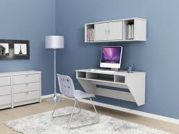 wall mounted computer desk for small spaces u2014 home design ideas