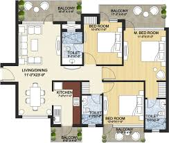 Avalon Floor Plan by Avalon Royal Park In Sector 15 Bhiwadi Bhiwadi Price Location