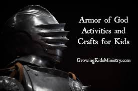 armor of god lesson small group ideas growing kids ministry