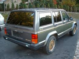 1989 jeep wagoneer limited 1989 jeep cherokee limited best image gallery 19 23 share and