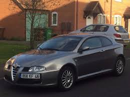 2005 alfa romeo gt 1 9 jtd lhd left hand drive french registered