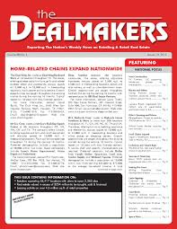 dealmakers magazine january 16 2015 by the dealmakers magazine