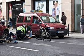 bicycle sideswiped by auto accident mi u2013 hit by car mirror