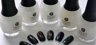 fingerpaints kaleidoscope collection the polished mommy