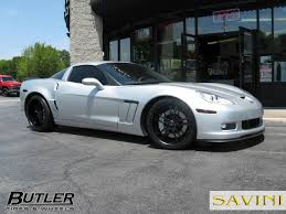 corvette c6 grand sport corvette savini wheels