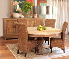 indoor wicker dining table indoor wicker dining room sets coryc me