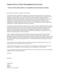 recommendation letter for a student crna cover letter